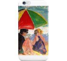 Beach Lovers iPhone Case/Skin