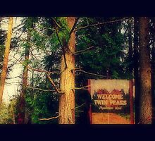 Welcome to Twin Peaks by ShellyKay
