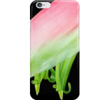 "Heliconia chartacea ""Sexy Pink"" iPhone Case/Skin"