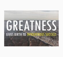Greatnes Gives Birth by EARNESTDESIGNS