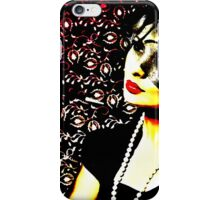Retro Elegance iPhone Case/Skin