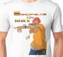 Sandfields on Wax Rapper T-Shirt Unisex T-Shirt