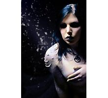 Zora - The Blessed Humanoid Photographic Print