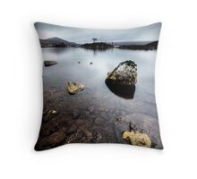 Rannoch Moor Square Throw Pillow