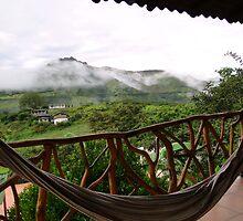 Idyllic Vilcabamba, Ecuador II by Al Bourassa
