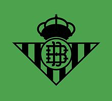 Real Betis Balompié (Black) by DaRealBoss