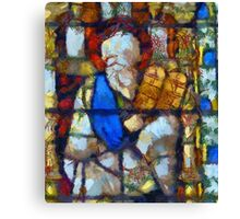 Moses by Pierre Blanchard Canvas Print