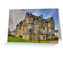 Craigflower House Greeting Card
