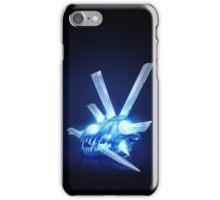fangs of steel iPhone Case/Skin