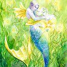 Sea Kelp & Starfish by Janet Chui