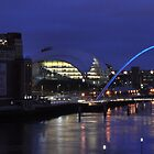Newcastle Quayside by michaelrstewart