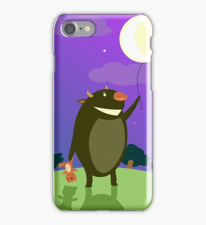 Play the night of the little imp iPhone Case/Skin