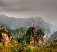Yellow Mountain by Susan Dost