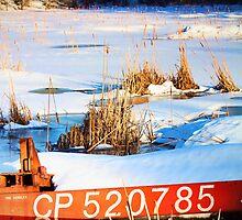 CP Rail  by Lindsey McKnight