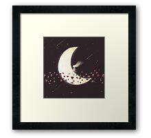Lunar Child Framed Print