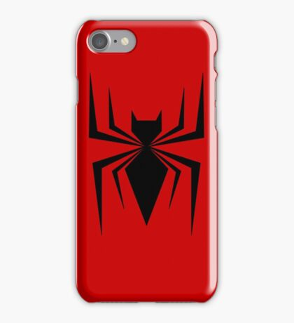 Battle Ready Spider iPhone Case/Skin