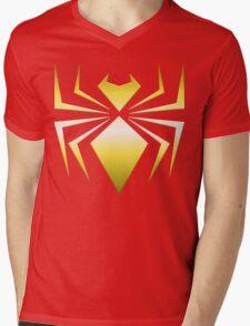 Iron Spider Mens V-Neck T-Shirt