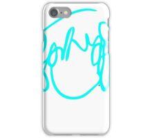 Ramona Flowers Cyan - Scott Pilgrim vs The World iPhone Case/Skin