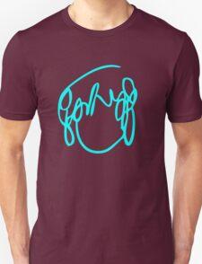 Ramona Flowers Cyan - Scott Pilgrim vs The World T-Shirt