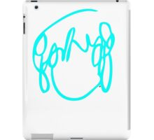 Ramona Flowers Cyan - Scott Pilgrim vs The World iPad Case/Skin