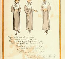 The Glad Year Round for Boys and Girls by Almira George Plympton and Kate Greenaway 1882 0021 We're Most Afraid to See by wetdryvac