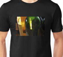 Colorful Wine Bottles Unisex T-Shirt