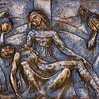 The Thirteenth Station Of The Cross by Al Bourassa
