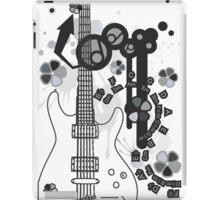 GUITAR-POP TUNES iPad Case/Skin