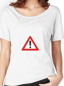 Modern Caution - High Fidelity Women's Relaxed Fit T-Shirt
