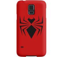 Black Iron Spider Samsung Galaxy Case/Skin