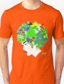 Flower 'Fro ver. 4 T-Shirt