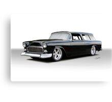 1955 Chevrolet Nomad Wagon 'Studio' Canvas Print