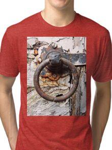 Rusty Circle Tri-blend T-Shirt