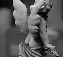 Angel butt by creativegenious