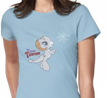 My Little Tauntaun Womens Fitted T-Shirt