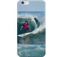 Jamming A Cutback iPhone Case/Skin