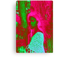 Tree Goddess Canvas Print