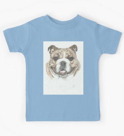 Bulldog Kids Tee