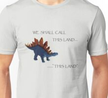 This Land   (light) Unisex T-Shirt