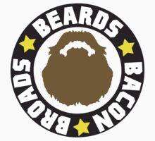 Beards Broads Bacon by jephrey88
