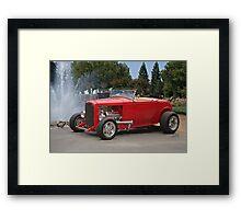 1932 Ford 'Hemi HiBoy' Roadster Framed Print