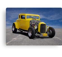 1932 Ford 'American Graffiti' Coupe Canvas Print