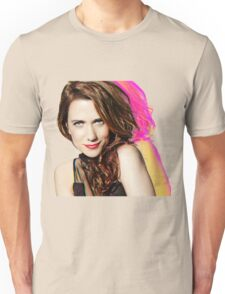 Kristen Wiig SNL Portrait Unisex T-Shirt