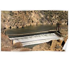 Spillway Crossing Poster
