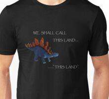 This Land   (dark) Unisex T-Shirt