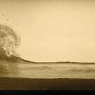 Aquarium wave 01 by Marcelo Antonioli