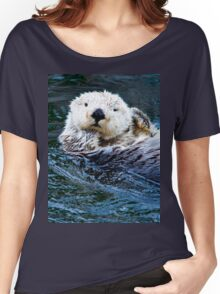 Sea Otter Women's Relaxed Fit T-Shirt