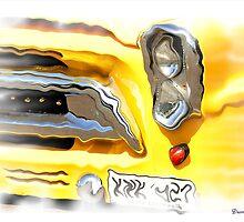 Yellow Dodger by MidnightRocker