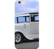 1929 Ford 'Casper' Coupe iPhone Case/Skin