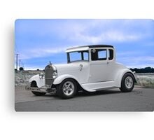1929 Ford 'Casper' Coupe Canvas Print